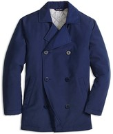 Brooks Brothers Boys' Peacoat - Big Kid