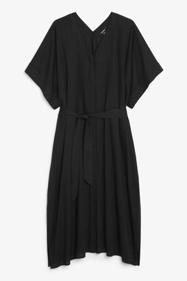Monki Maxi beach dress