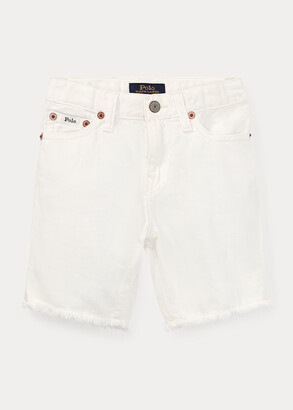 Ralph Lauren Slouch Slim Fit Denim Short