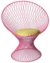 Spun Occassional Chair