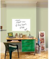WallPOPs 36 in. x 24 in. Dry-Erase Whiteboard Wall Decal