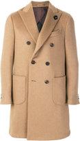 Lardini double breasted coat