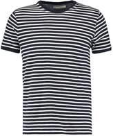 Celio Fehey Print Tshirt Navy Blue