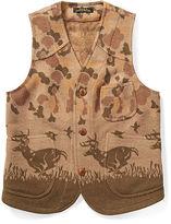 Ralph Lauren RRL Limited-Edition Blanket Vest