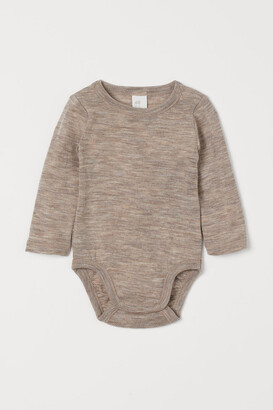 H&M Wool bodysuit