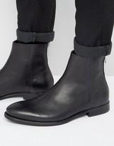 Paul Smith Jean Zip Boots