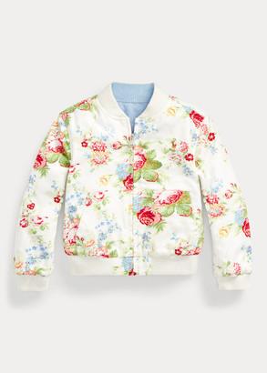 Ralph Lauren Reversible Oxford Jacket