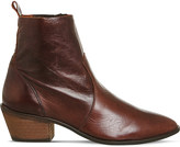 Office Leighton leather ankle boots