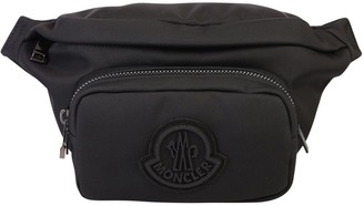Moncler Logo Patch Belt Bag