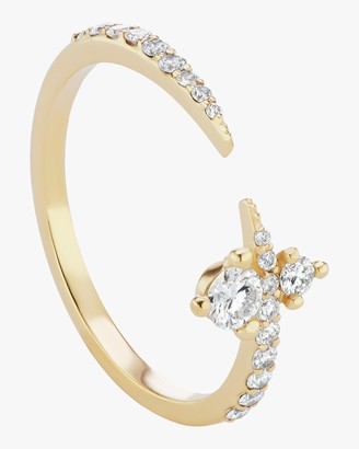 Sophie Ratner Pave Apex Ring