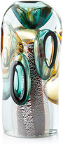 Large Glass Sculpture Vase