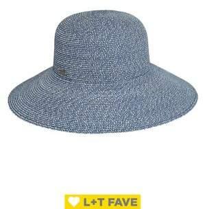 02cd7a6551136 Wide Brim Pink Hat - ShopStyle