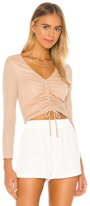 Lovers + Friends Capri Top