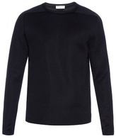 Balenciaga Double-faced Cotton-blend Sweatshirt