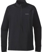 Patagonia Men's All Weather Zip Neck T-Shirt