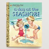 Cost Plus World Market A Day at the Seashore, a Little Golden Book
