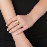 Sarah Chloe Lana Elongated Ring