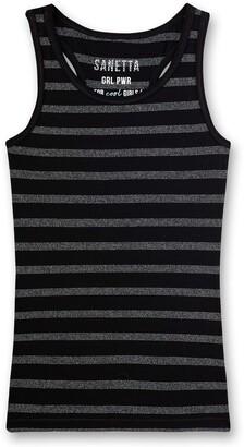 Sanetta Girl's Athleisure Unterhemd Vest