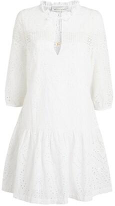 Heidi Klein Broderie Anglaise Tunic Dress