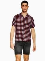TopmanTopman Black Sunglasses Print Revere Shirt
