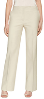 Helmut Lang Raw Seam Flare Pant