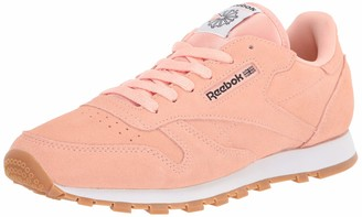 Reebok Unisex-Child LTHR Pastels Sneaker