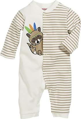Schnizler Unisex Baby Pyjama Sleepsuits Interlock Indians, Oeko-Tex Standard 100 Sleepsuit
