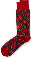 Polo Ralph Lauren Fox Embroidered Trouser Socks