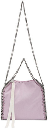 Stella McCartney Purple Mini Falabella Tote