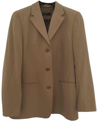 Et Vous Beige Jacket for Women