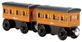 Thomas & Friends Fisher-Price Wooden Railway Light-Up Reveal Annie and Clarabel