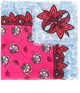 Mary Katrantzou King print scarf - women - Modal/Cashmere - One Size