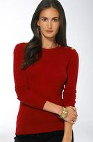 Lauren by Ralph Lauren 'Glina' Cashmere Sweater (Petite)
