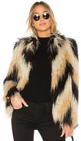 House Of Harlow x REVOLVE Dee Faux Fur Coat
