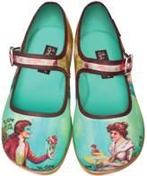 Hot Chocolate Design Chocolaticas Poesía Cortesana Women's Mary Jane Flat US Size: 9