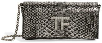 Tom Ford Python TF Clutch Bag