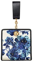 Tory Burch Darcy Embroidered Clutch