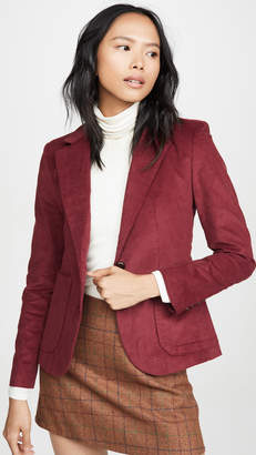 BB Dakota Cord Willing Blazer