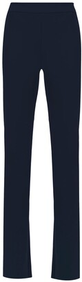 Gloria Coelho High Waist Flared Pants