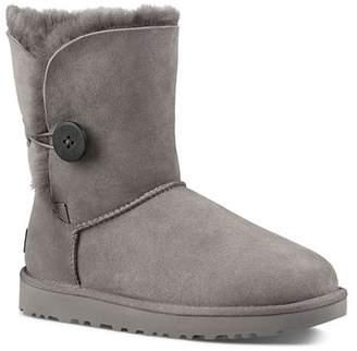 UGG Bailey Button Sheepskin Booties