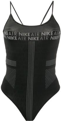 Nike logo bodysuit
