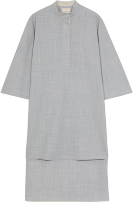 Roksanda Ikeda Asymmetric Wool Tunic
