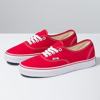 Vans Red Women's Shoes | Shop the world