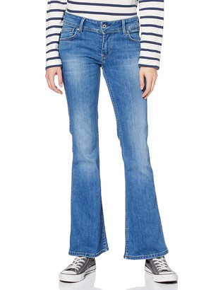 Pepe Jeans Women's New Pimlico Flared Jeans