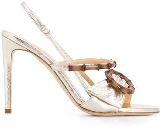 Chloe Gosselin Celeste heeled sandals