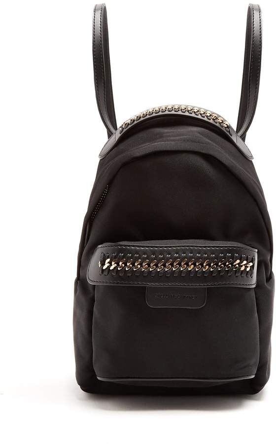 Stella McCartney Falabella eco-nylon backpack