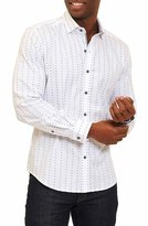 Robert Graham Men's Adan Tailored Fit Sport Shirt