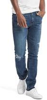 Gap Destructed skinny fit jeans