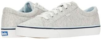 Keds Jump Kick Geo Jersey (Light Gray) Women's Shoes