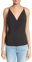 Alexander Wang Women's Shirred Front Camisole